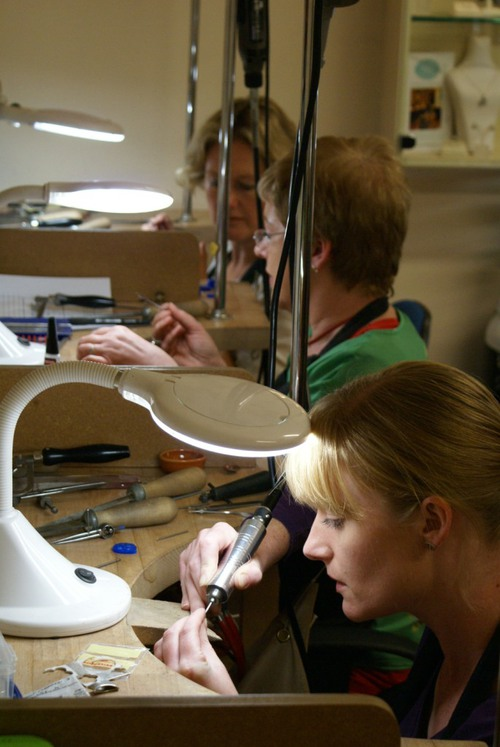 Summer Courses, Crafts, Craftsmanship, Jewellery Making