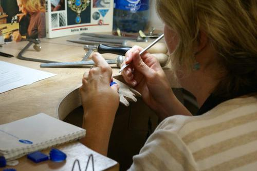 Jewellery Making, Crafts, Wax Forming, Stone Setting, Jewellery Courses