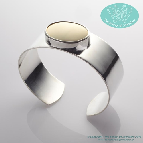 School Of Jewellery, Dublin, Braclet, Jewellery, Jewellery Making, Crafts, Precious Metal