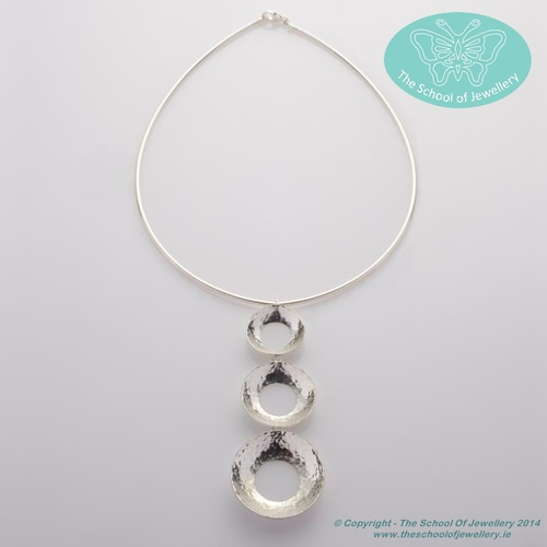 Necklace, Silver, Jewellery, Made In Ireland, Crafted, Hand crafted