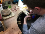 6 week Engraving Course-Autumn Term